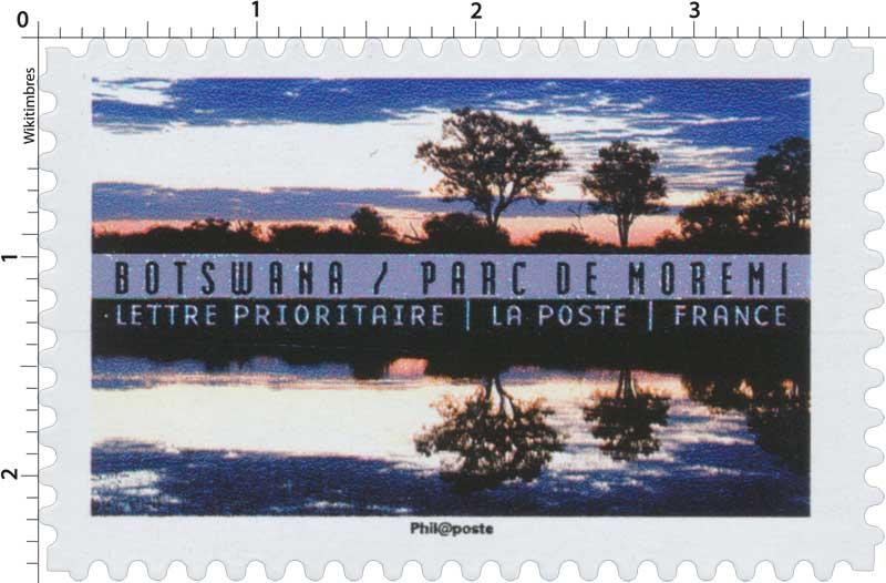 2017 Botswana / Parc de Moremi