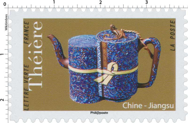 2018 Théières - Chine Jiangsu
