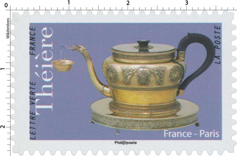 2018 Théières - France Paris
