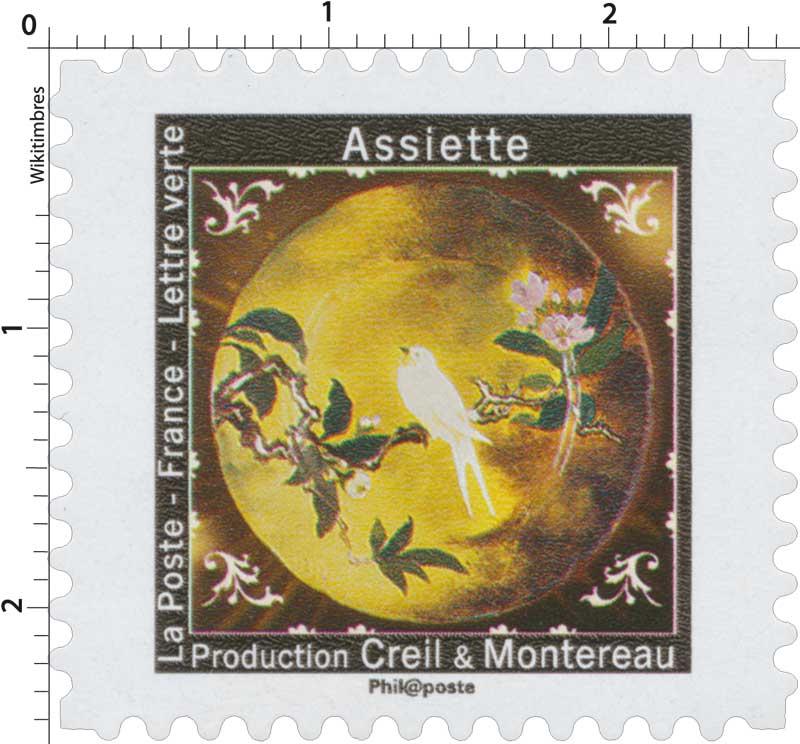 2019 Assiette - Production Creil & Montereau