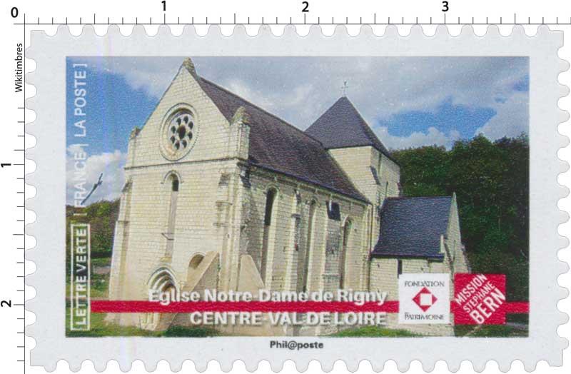 2019 ÉGLISE NOTRE-DAME DE RIGNY – CENTRE-VAL DE LOIRE