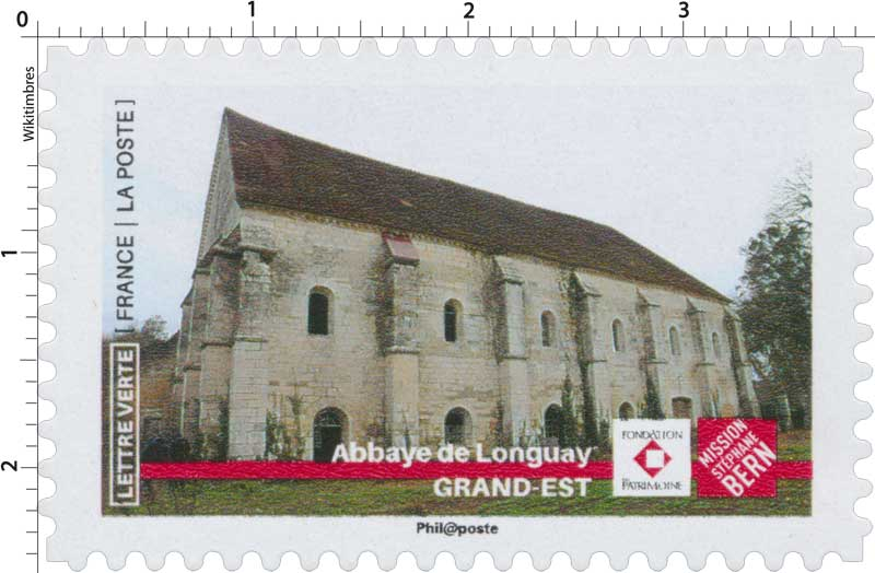2019 ABBAYE DE LONGUAY – GRAND-EST