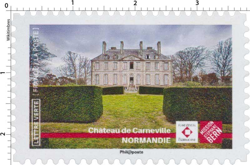 2019 CHÂTEAU DE CARNEVILLE – NORMANDIE