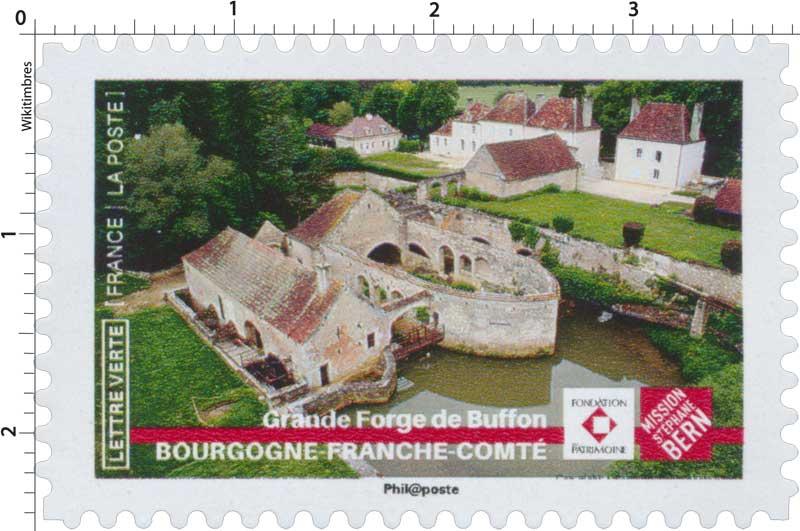 2019 GRANDE FORGE DE BUFFON – BOURGOGNE-FRANCHE-COMTÉ