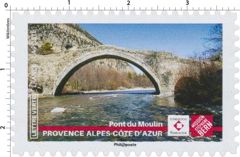 2019 PONT DU MOULIN – PROVENCE-ALPES-CÔTE D'AZUR