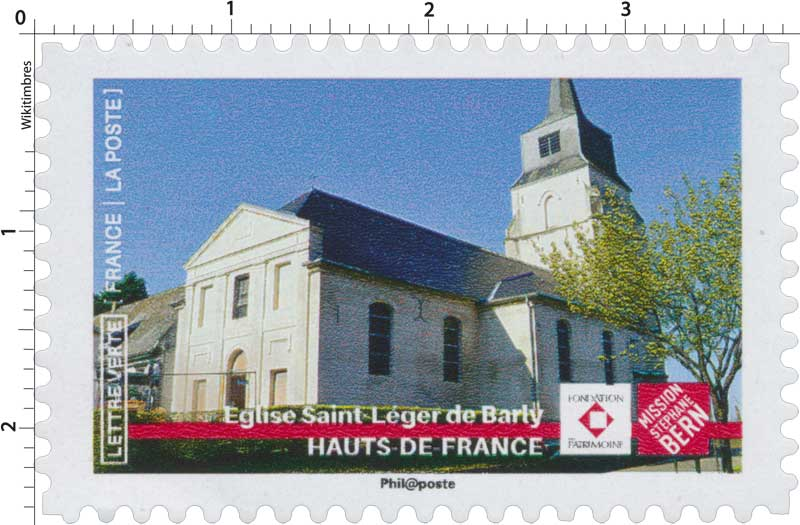 2019 ÉGLISE SAINT-LÉGER DE BARLY – HAUTS-DE-FRANCE
