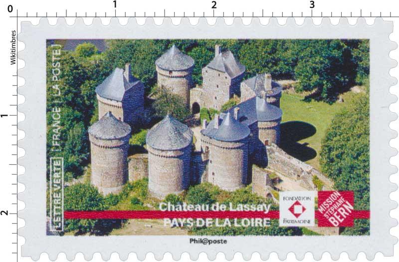 2019 CHÂTEAU DE LASSAY – PAYS DE LA LOIRE
