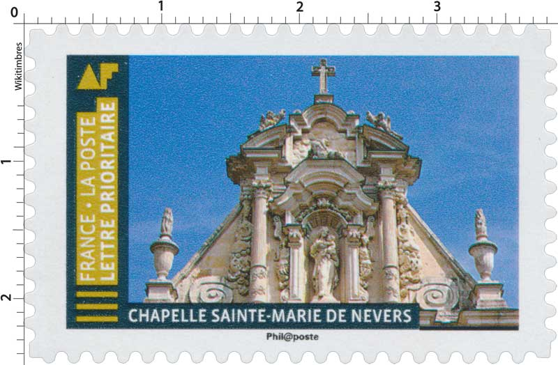 2019 Chapelle Sainte-Marie de Nevers