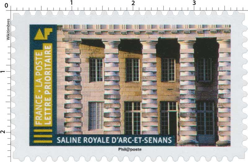 2019 Saline royale d'Arc-et-Senans