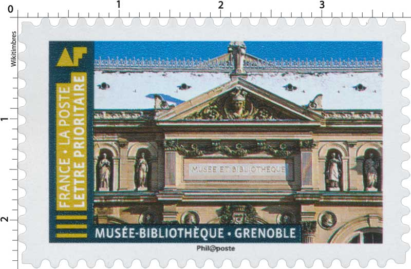 2019 Musée-bibliothèque - Grenoble