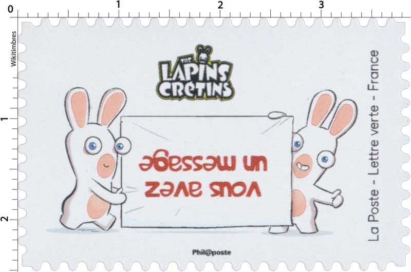 2020 The LAPINS CRÉTINS