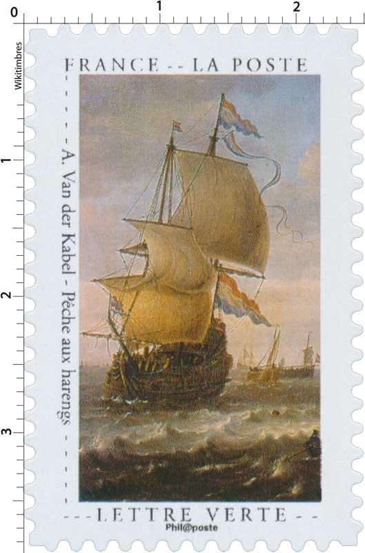 2020 A. Van der Kabel – Pêche aux harengs