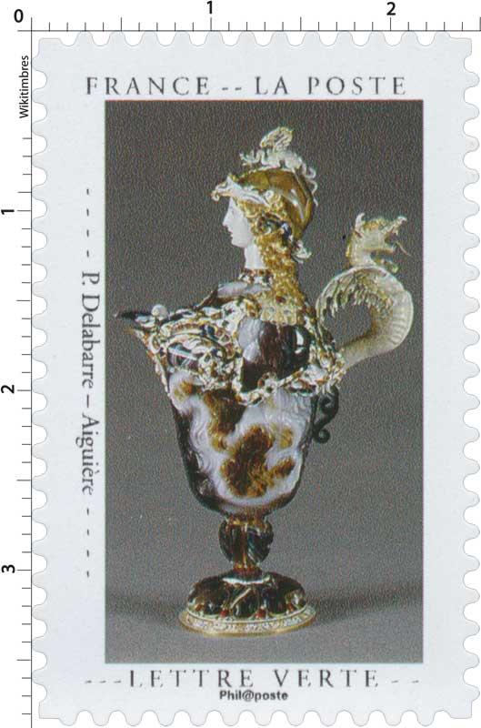 2020 P. Delabarre – Aiguière