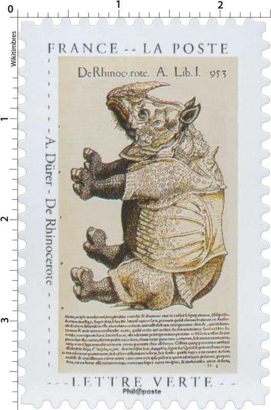 2020 A. Dürer – De Rhinocerote