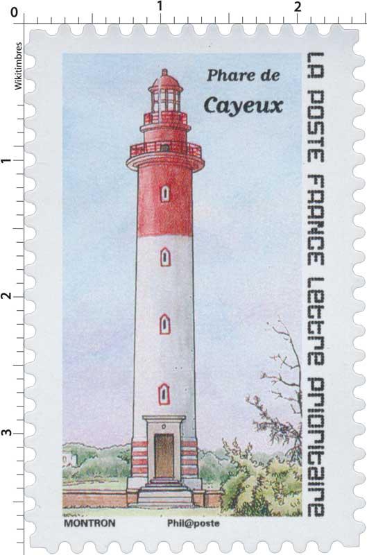 2020 Phare de Cayeux