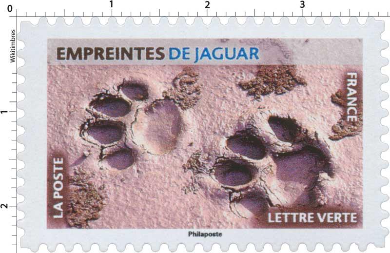 2021 Empreintes de jaguar