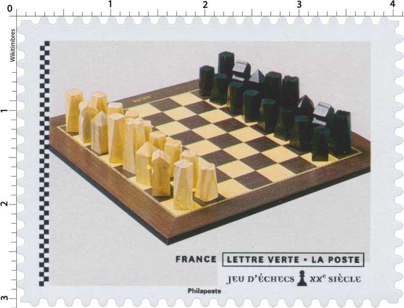 2021 Jeu d'échecs XXe siècle