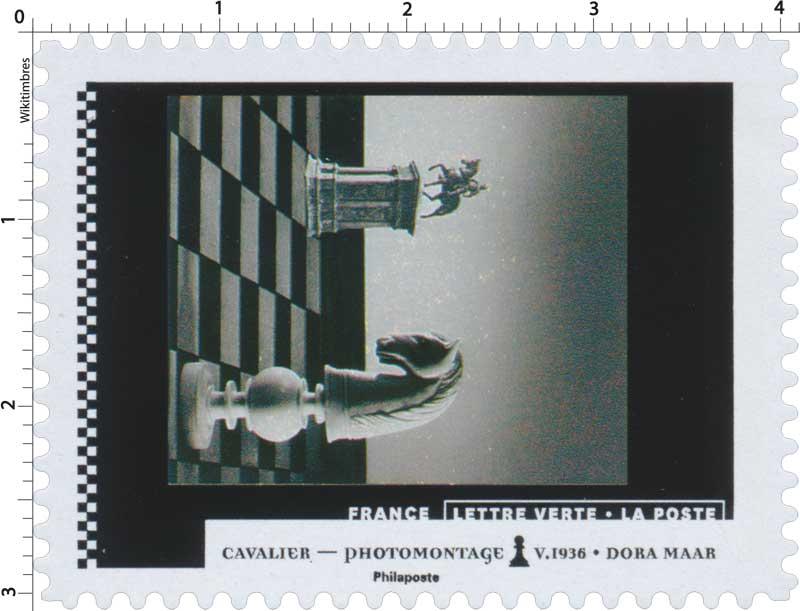 2021 Cavalier - Photomontage V.1936 - Dora Maar