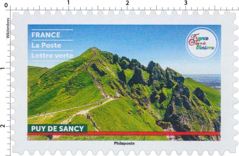2021 France - Terre de tourisme - Puy de Sancy