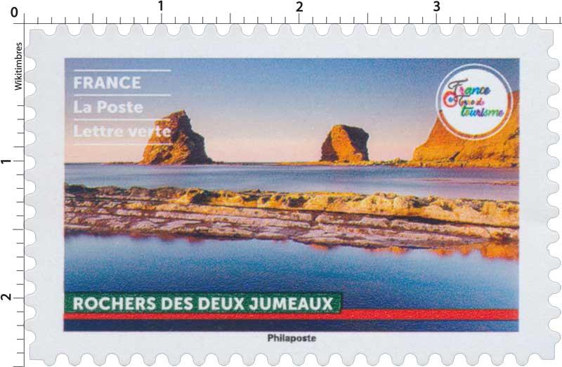 2021 France - Terre de tourisme - Rochers des Deux Jumeaux