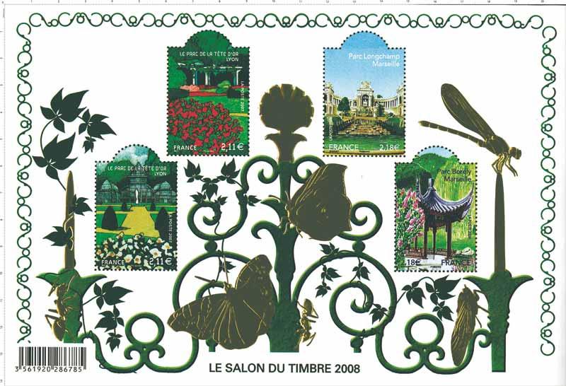 LE SALON DU TIMBRE 2008