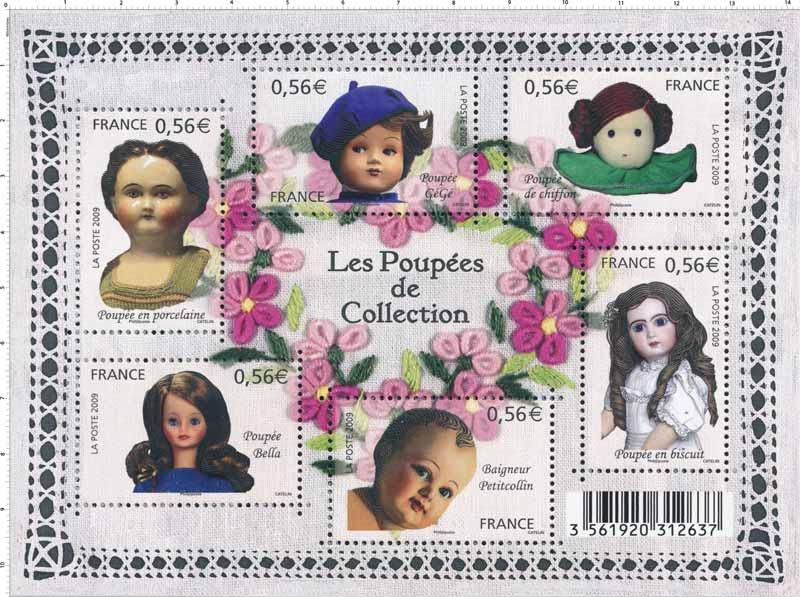 2009 Les Poupées de Collection