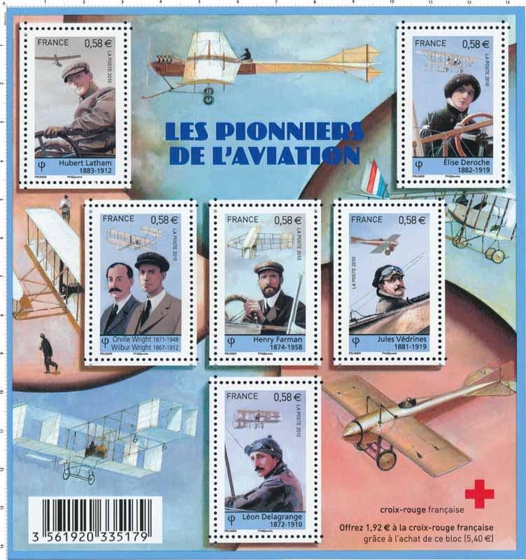 2010 Bloc Pionniers de l'aviation