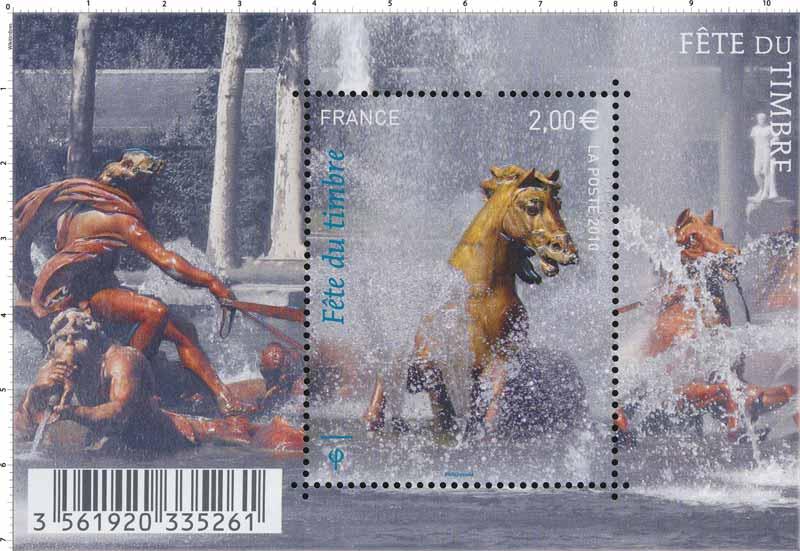2010 Fête du timbre