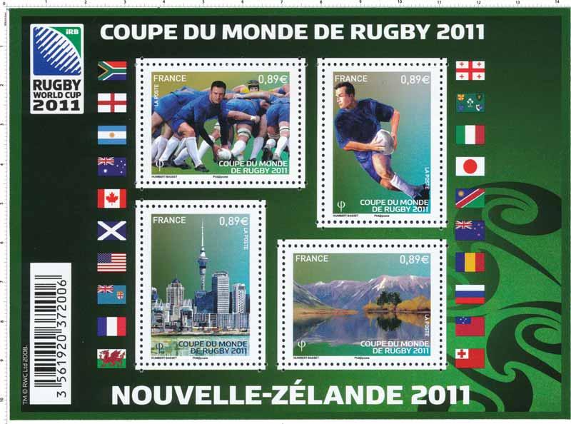 Timbre 2011 coupe du monde de rugby 2011 nouvelle - Finale coupe du monde de rugby 2011 video ...