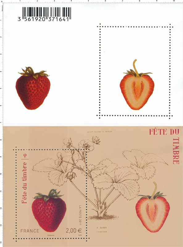 2011 Fête du timbre Fête