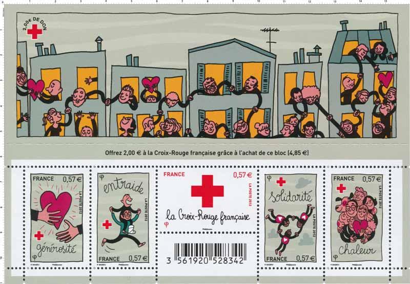 2012 Croix-Rouge