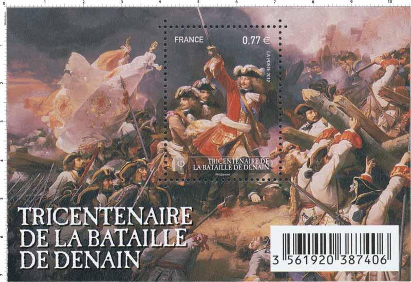 Tricentenaire de la bataille de Denain
