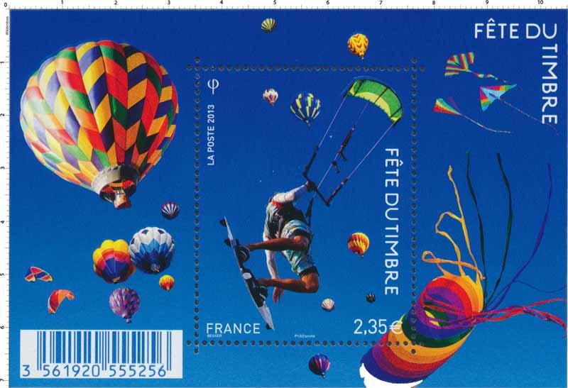 2013 Fête du timbre