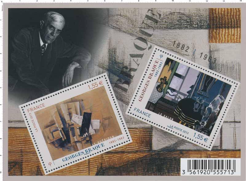 Georges Braque 1882 - 1963