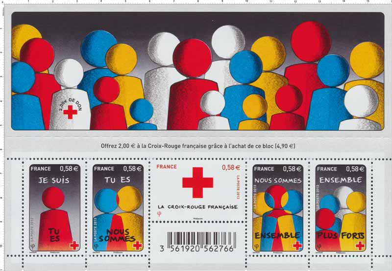 2013 Croix rouge