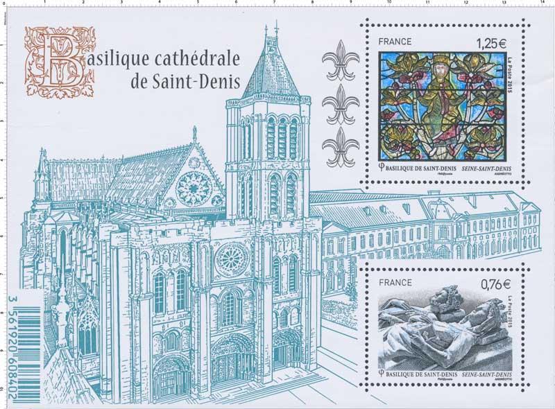 2015  Basilique cathédrale de Saint-Denis