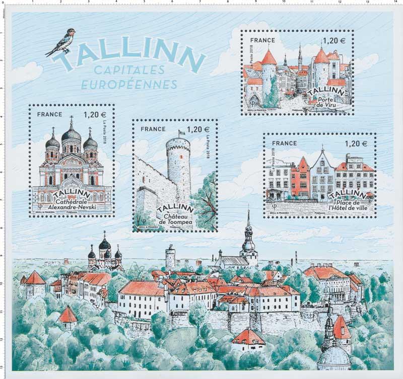 2018 TALLINN - Capitales Européennes