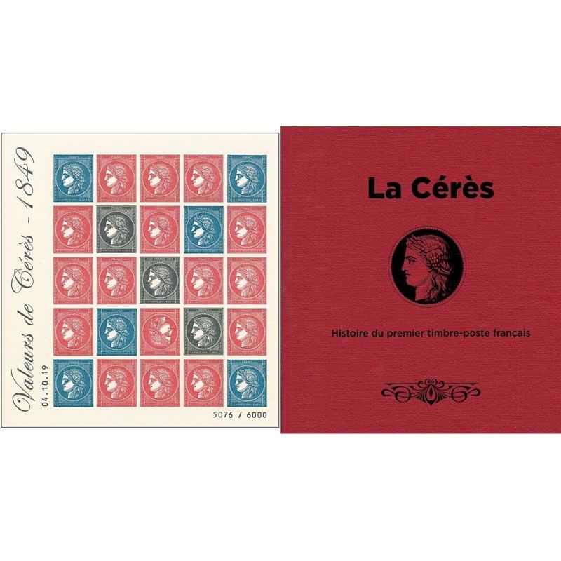 2019 La Cérès – Histoire du premier timbre-poste français