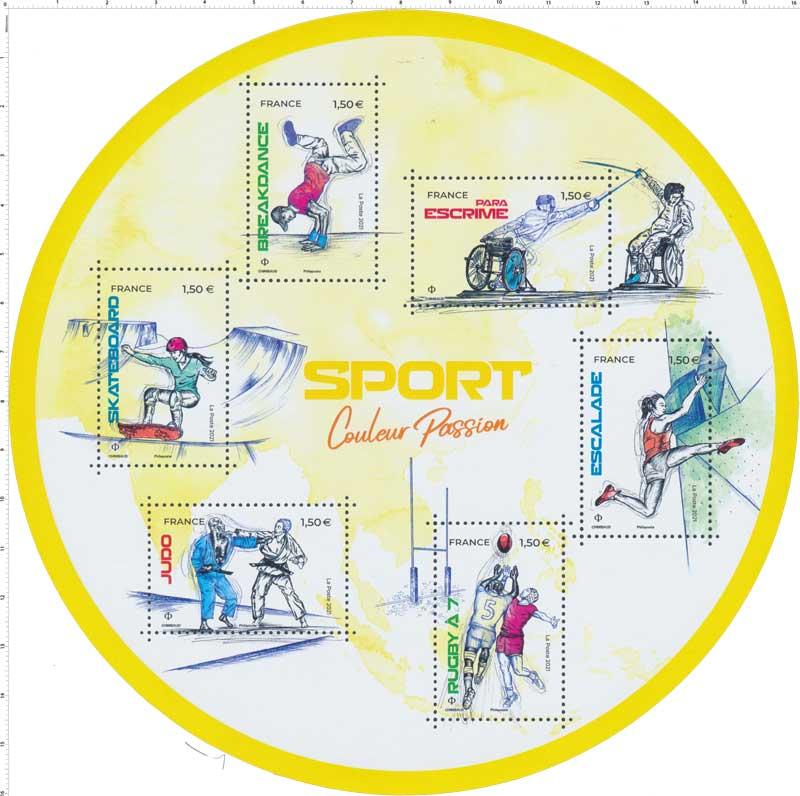 2021 Sport Couleur Passion