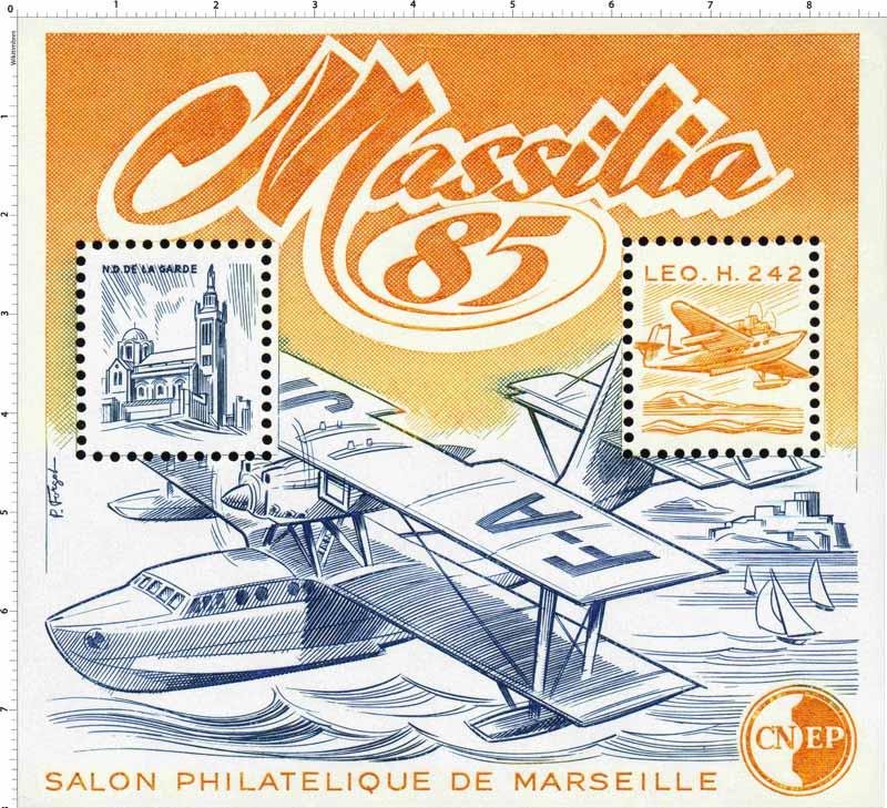 85 Massilia Salon philatélique de Marseille CNEP
