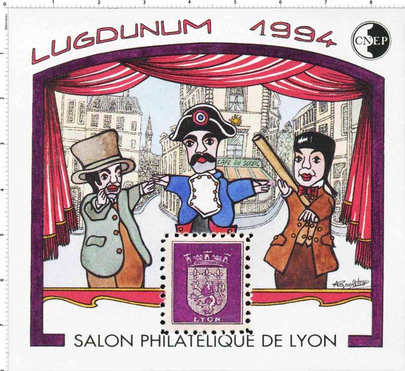 1994 Lugdunum Salon philatélique de Lyon CNEP