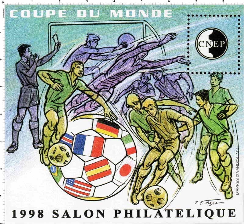 1998 Salon philatélique de Lyon CNEP