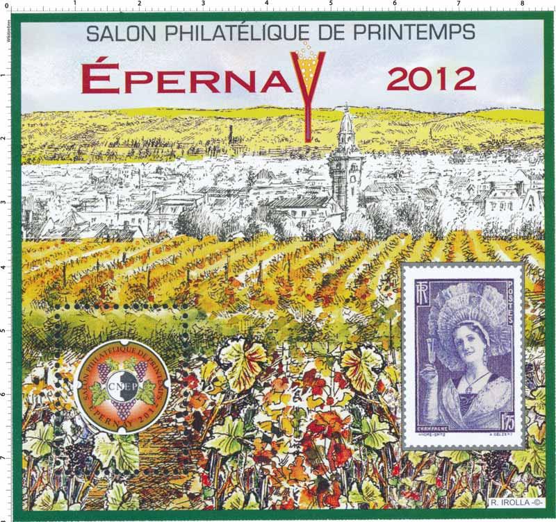 Salon de printemps - Épernay 2012