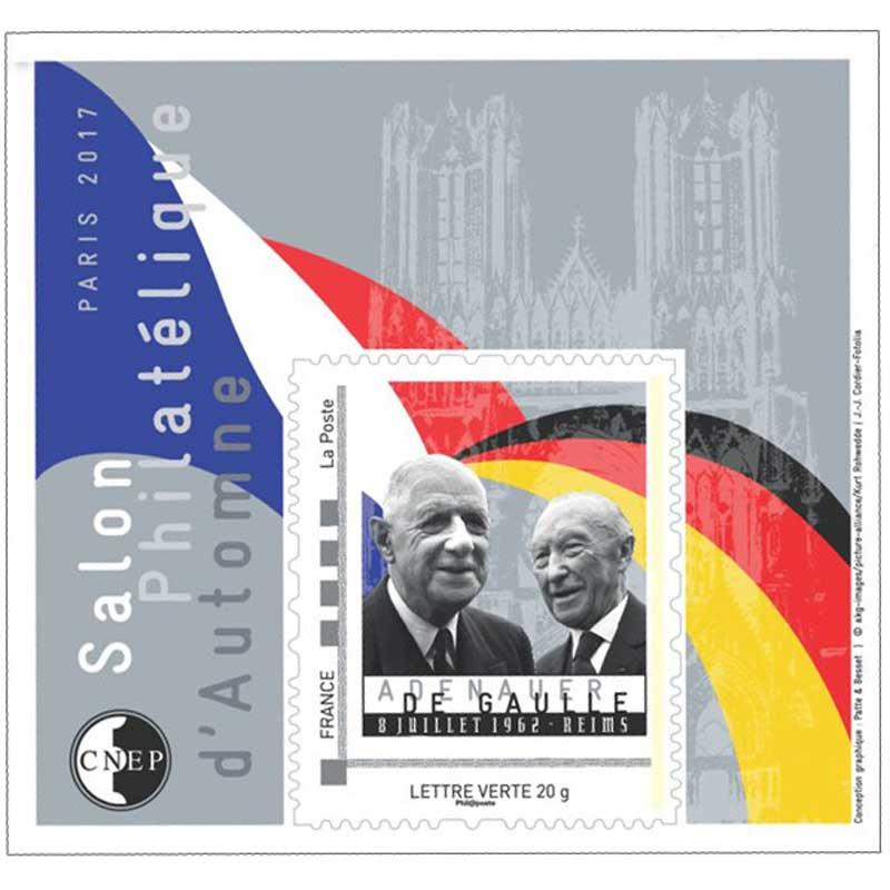 timbre 2017 salon philat lique d automne wikitimbres