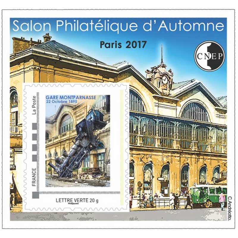 2017 Salon Philatélique d'Automne