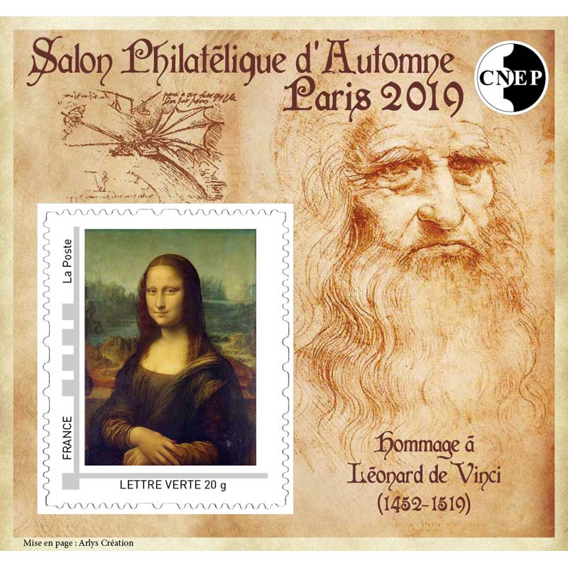 2019 Salon Philatélique d'Automne, Paris 2019