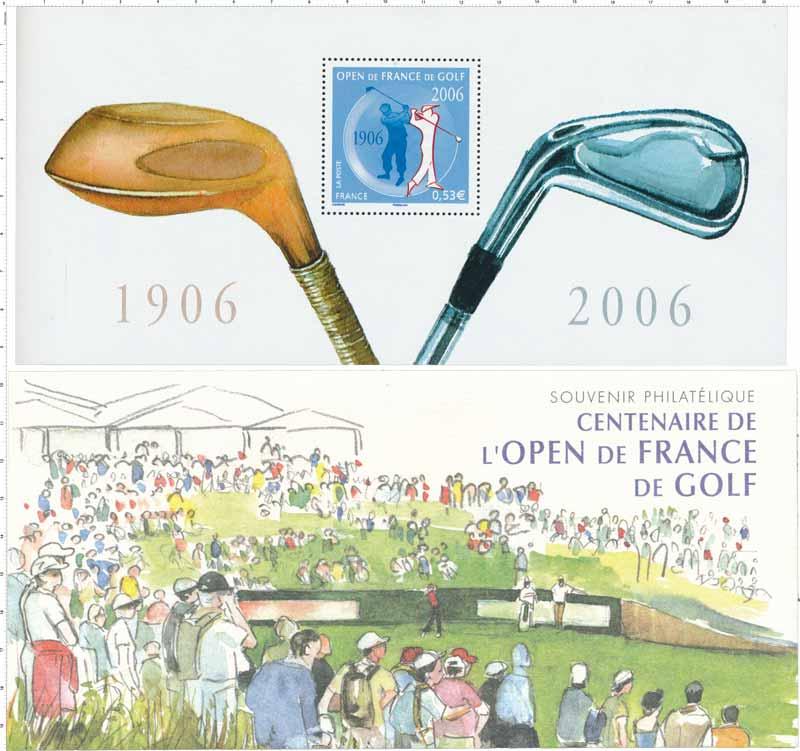 OPEN DE FRANCE DE GOLF 2006