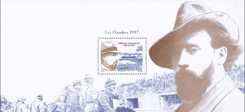 Les Flandres 1917 Albert Londres (1884-1932)