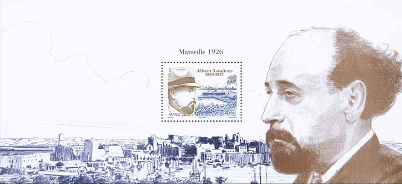 Marseille 1926 Albert Londres (1884-1932)