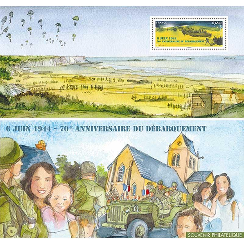 6 juin 1944 70e anniversaire du débarquement